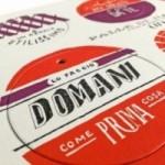Palle di Natale - 3a edizione, Tavola 2 - sei dischi decorativi stampati su cartone riciclato