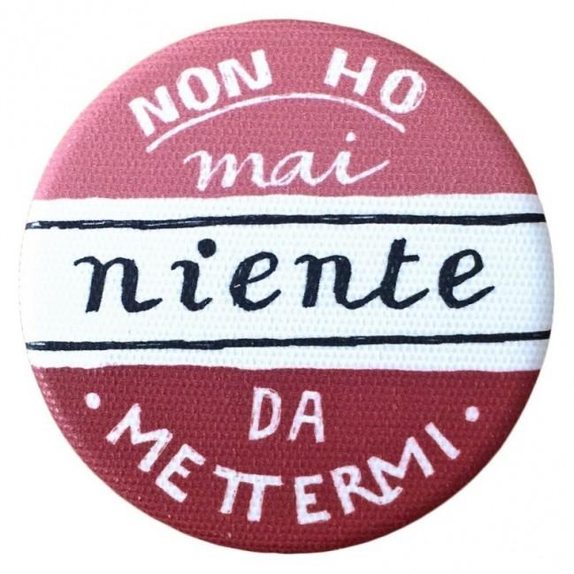 """La Pin de LePalle: pin """"non ho mai niente da mettermi"""""""
