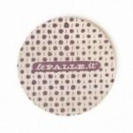 """Monopalla """"è un regalo utilissimo"""", disco decorativo in legno stampato a colori"""